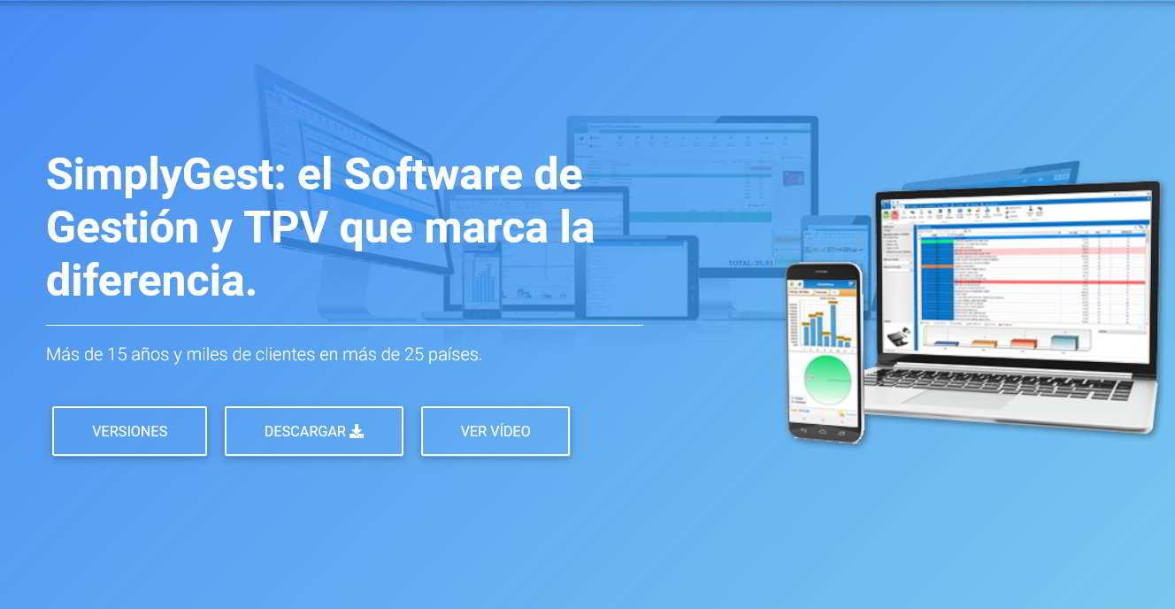Software de gestión comercial y tpv: suscripción o pago único