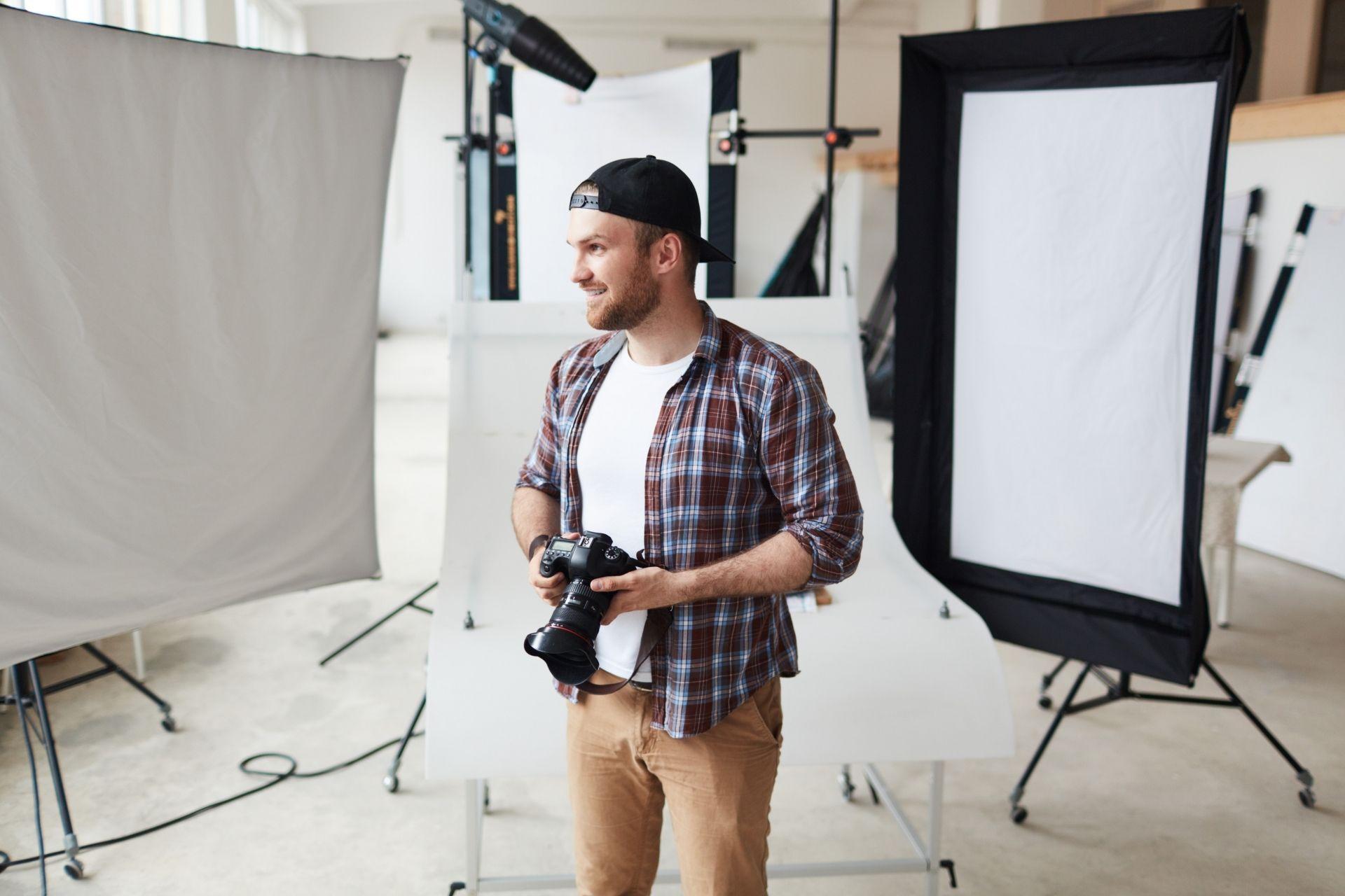 4 ideas para una sesión de fotos exitosa