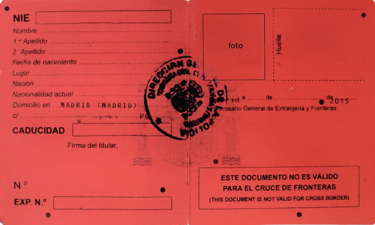 El significado de la tarjeta roja