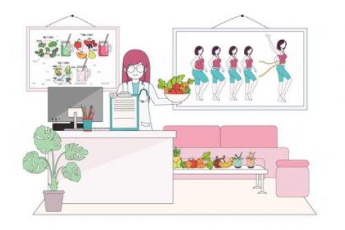 Curso de Nutrición, dietética y salud