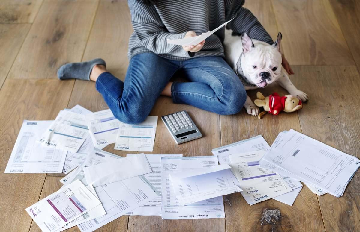 Solicitud de Concurso de Acreedores: paralización de deudas