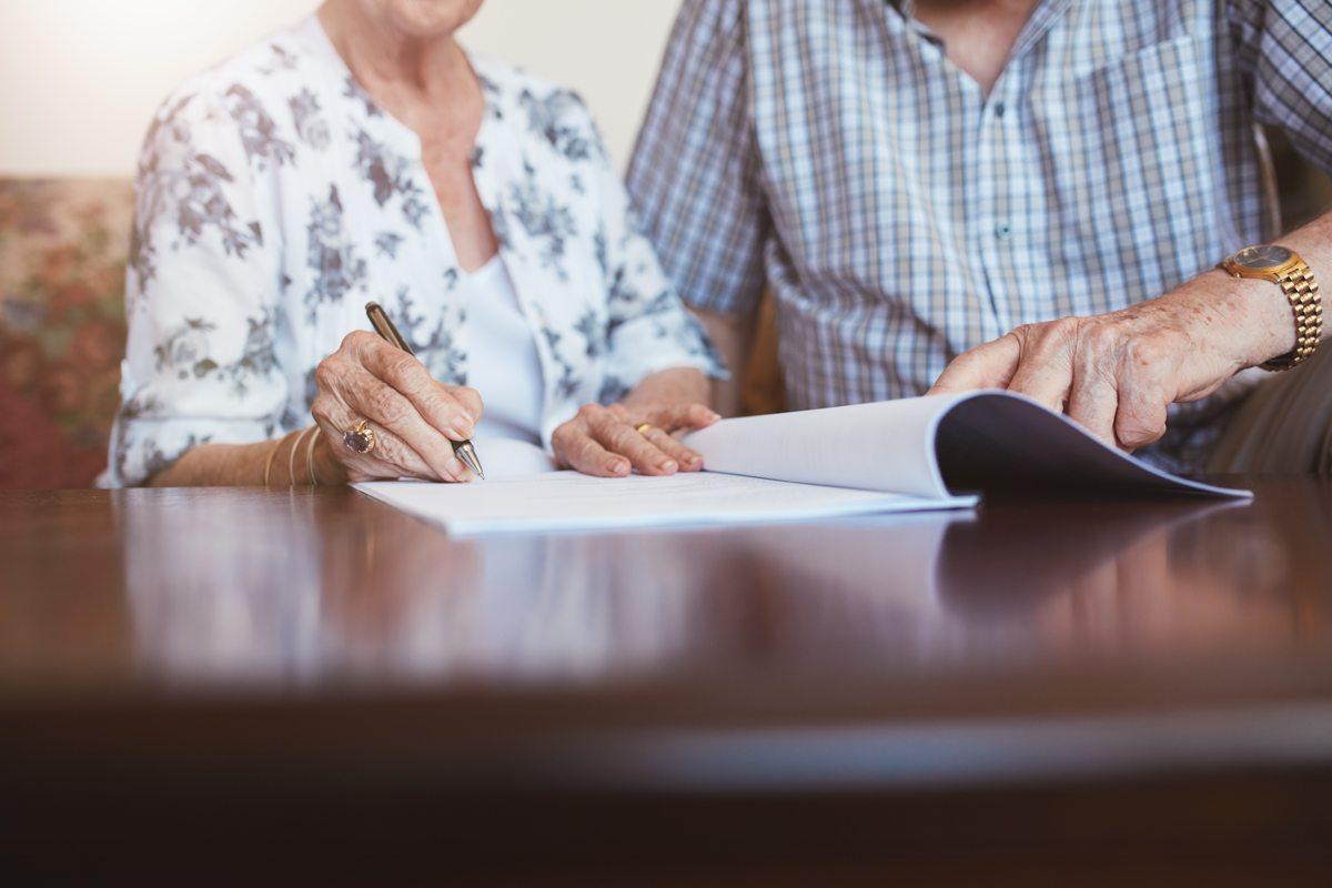 El testamento y las capitulaciones matrimoniales