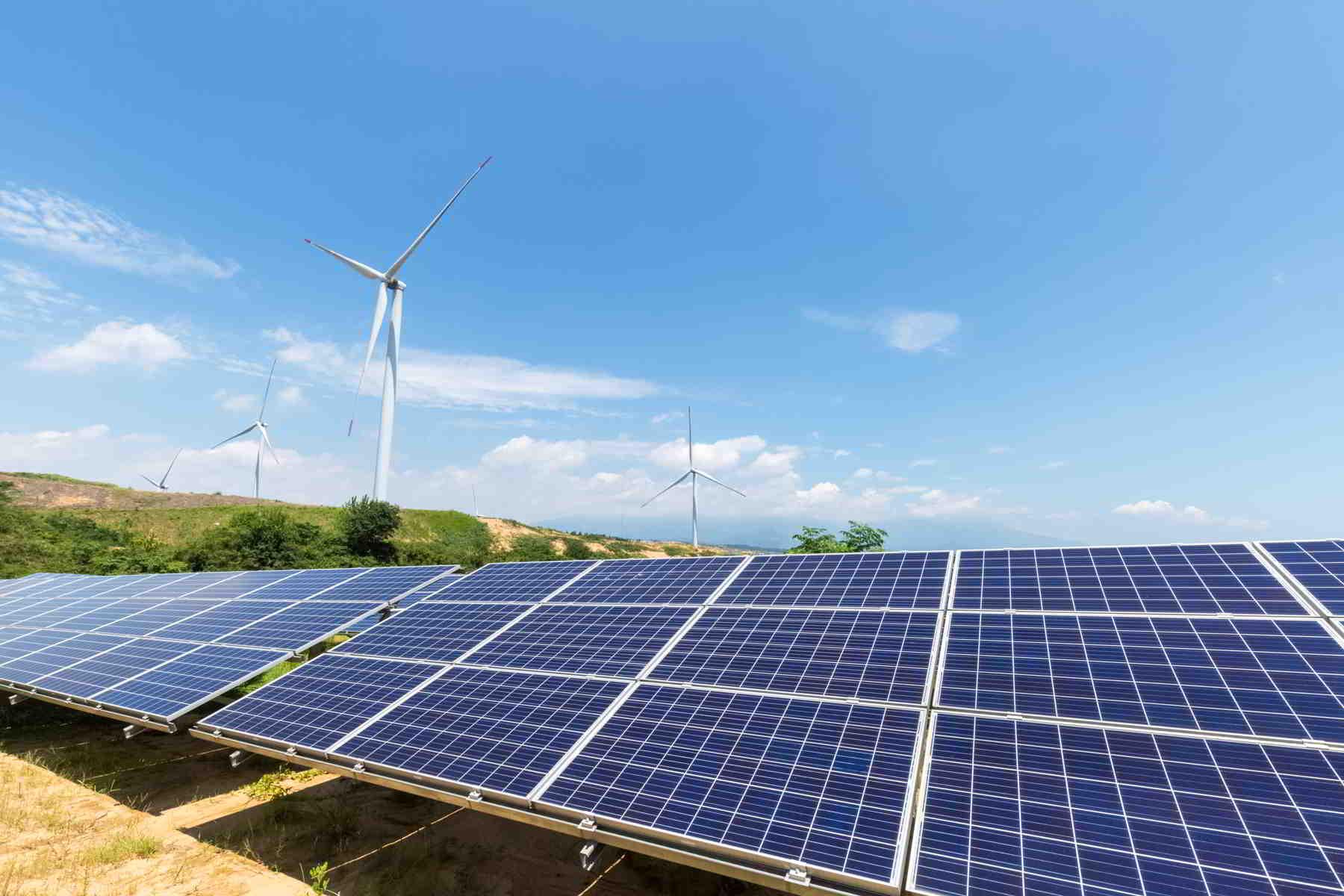 Ventajas (y algún inconveniente) del uso de energías renovables