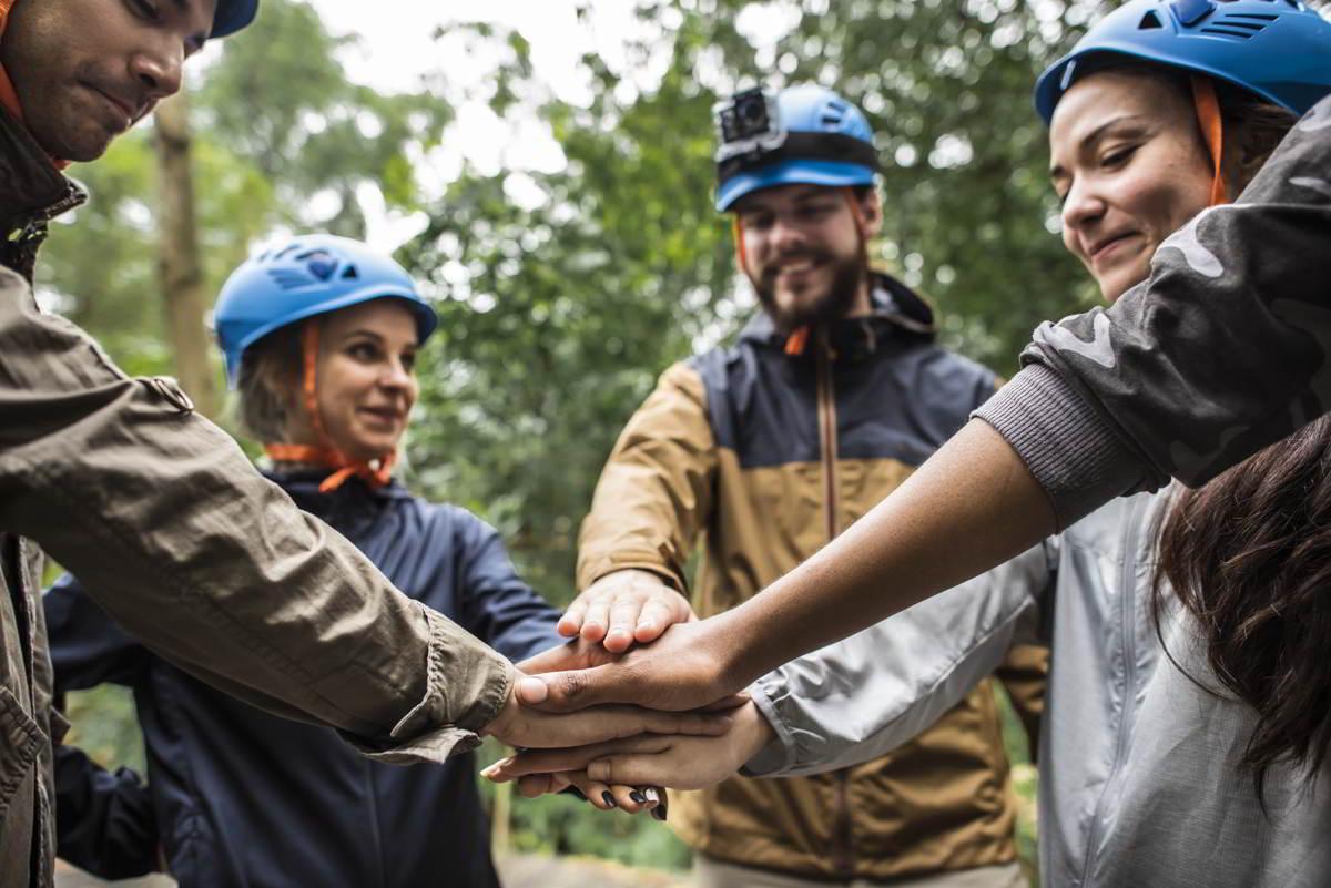 Outdoor training para empresas